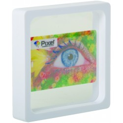 , Square Transparent Frame (medium), Busrel