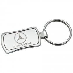 , Rectangular metal key holder made of zinc alloy, Busrel