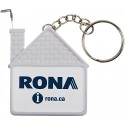 Maison porte-clés galon à mesurer 1 m/3'