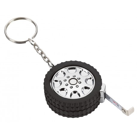 , Pneu porte-clés galon à mesurer 3'/1 m, Busrel