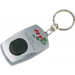 , White LED light key ring, Busrel
