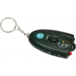 , Porte-clés alcootest électronique avec lampe DEL rouge, Busrel