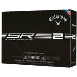 , Balles de golf Callaway SPEED REGIME #2 - Boîte de 12 balles, Busrel