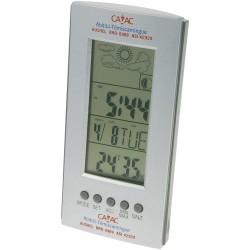 , Station météo avec horloge et calendrier, Busrel