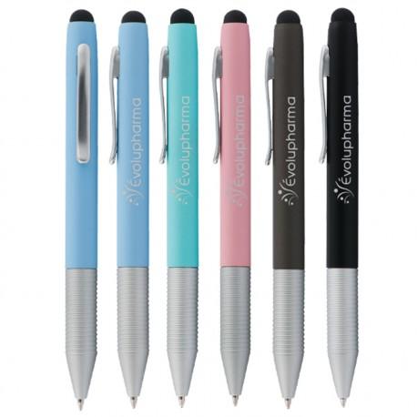 """, \\""""BRUGES\\"""" Aluminium pen and stylus, Busrel"""