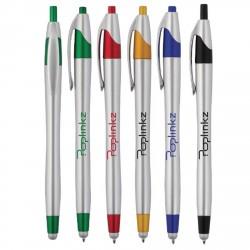"""""""AURORA"""" Plastic pen / Stylus"""