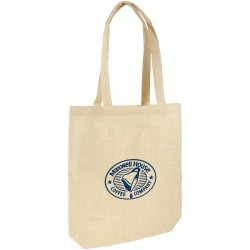 , Natural jute tote bag, Busrel
