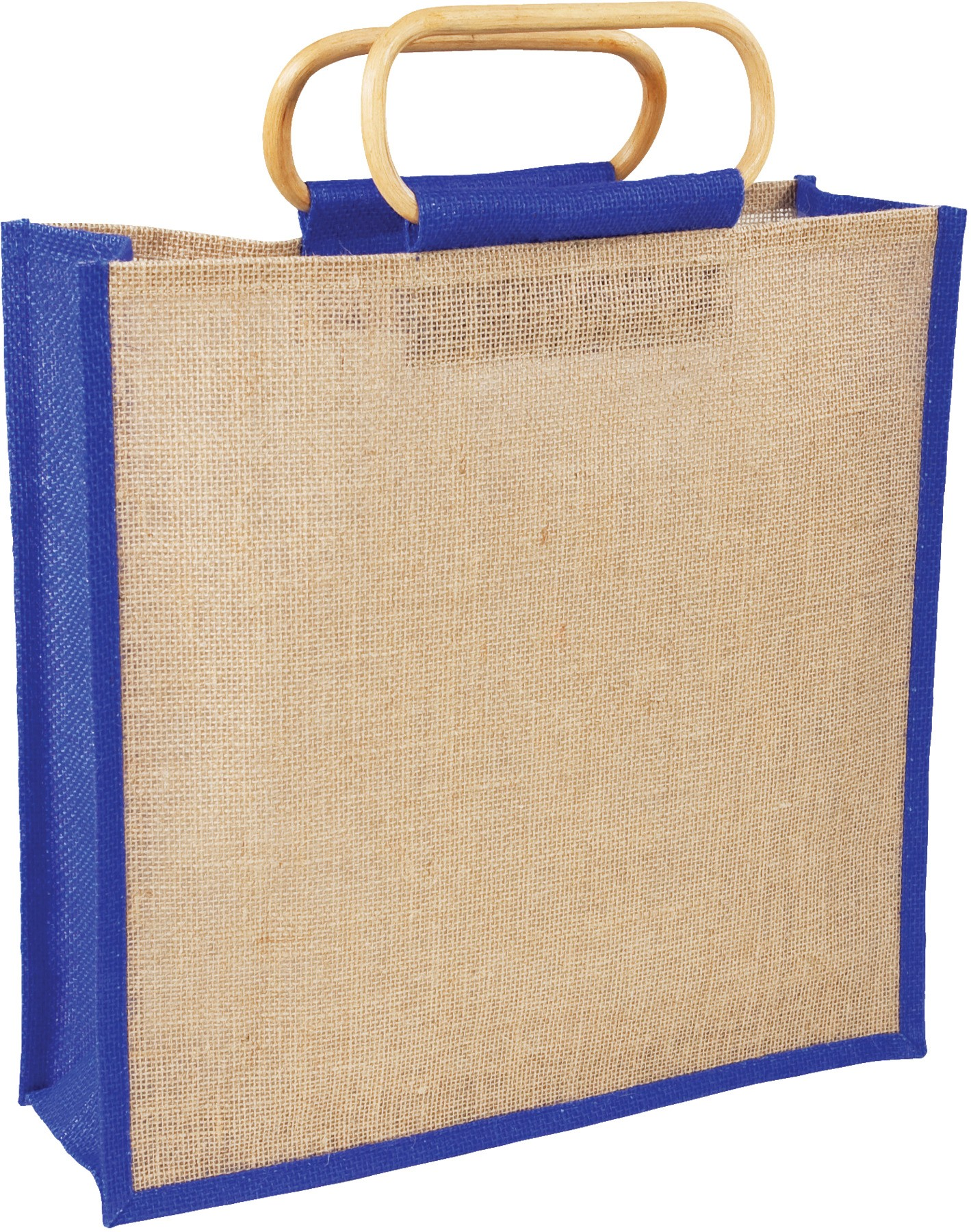 c1eaba26c023 Jute bag with bamboo handle for