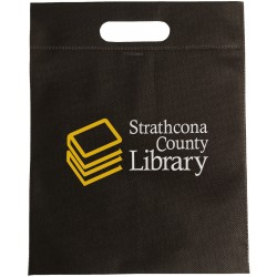 Fun bag in non-woven material