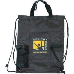 , Drawstring backpack cooler with pockets, Busrel