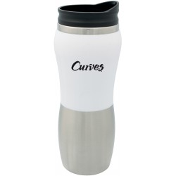 , Stainless steel and acrylic tumbler, Busrel
