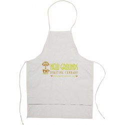 , Kitchen apron with three pockets, Busrel