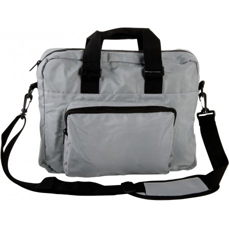 , SECOND LIFE Collection 100% recycled Laptop Bag, Busrel