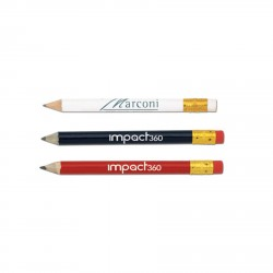 Crayon de golf en bois