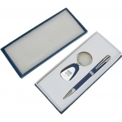 Pen and key holder gift set