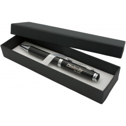 """Jewel II"" metal pen gift set"