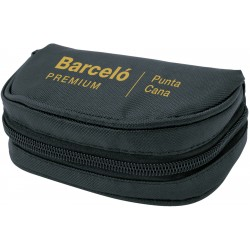 , Convenient travel set in 1680D polyester pouch, Busrel