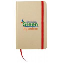 , Bloc-note et couverture en carton recyclé, Busrel