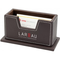 , Leatherette card holder, Busrel