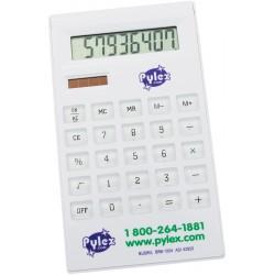 , Calculatrice solaire plate à 8 chiffres, Busrel