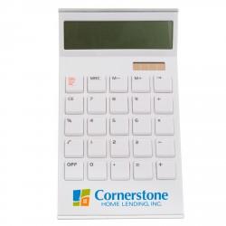 Solar pocket calculator (12 digit)