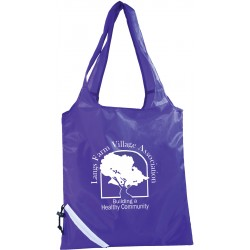 ECO-FOLDABLE TOTE BAG