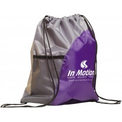 Drawstring backpack / tote bag