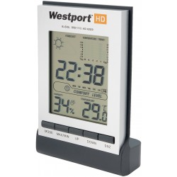 , Horloge / station météo, Busrel