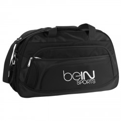 Deluxe two-tone sport bag