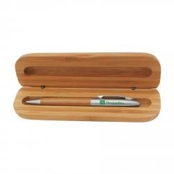 , Coffret avec stylo bambou, Busrel