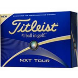 , Balles de golf Titleist NXT Tour - Boîte de 12 balles, Busrel