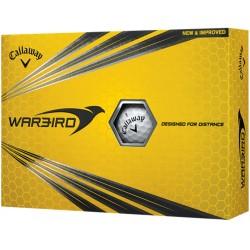 , Balles de golf HEX Callaway Warbird - Boîte de 12 balles, Busrel