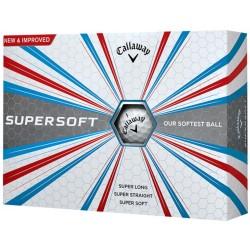 , Balles de golf Callaway SUPERSOFT - Boîte de 12 balles, Busrel