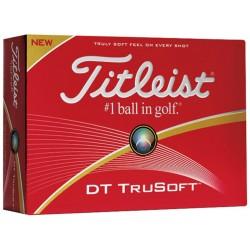 , Balles de golf Titleist DT TruSoft - Boîte de 12 balles, Busrel