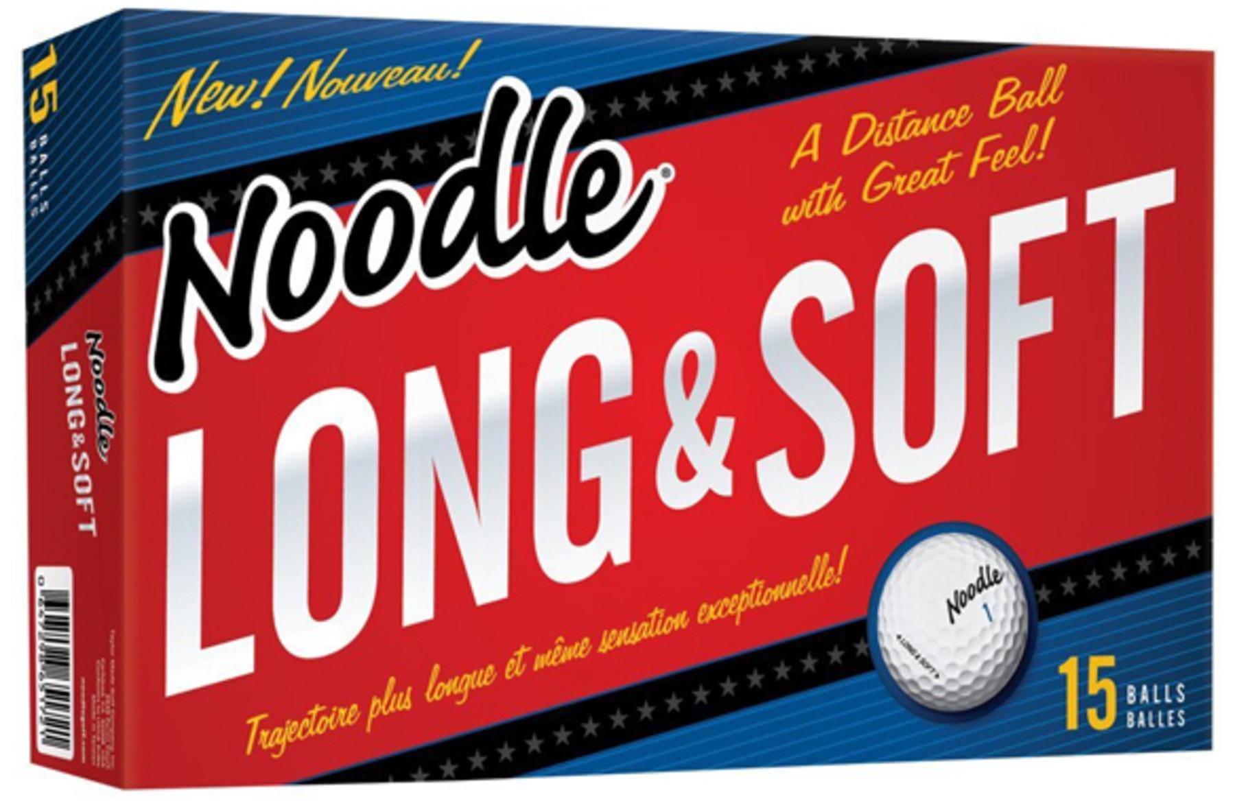 Balles De Golf TaylorMade Noodle Long Soft
