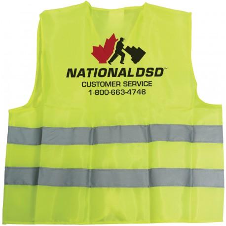 , Safety Vest, Busrel